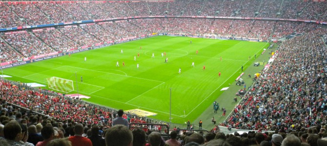 CL-brag i 1. runde: Bayern-Man City