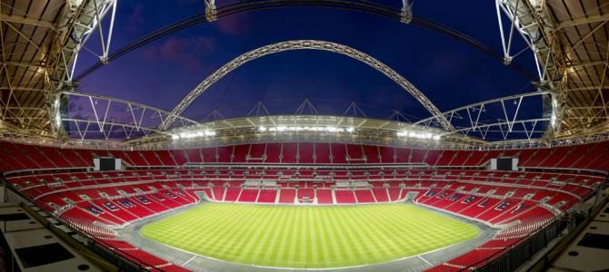 De 25 største fodboldstadions i Europa