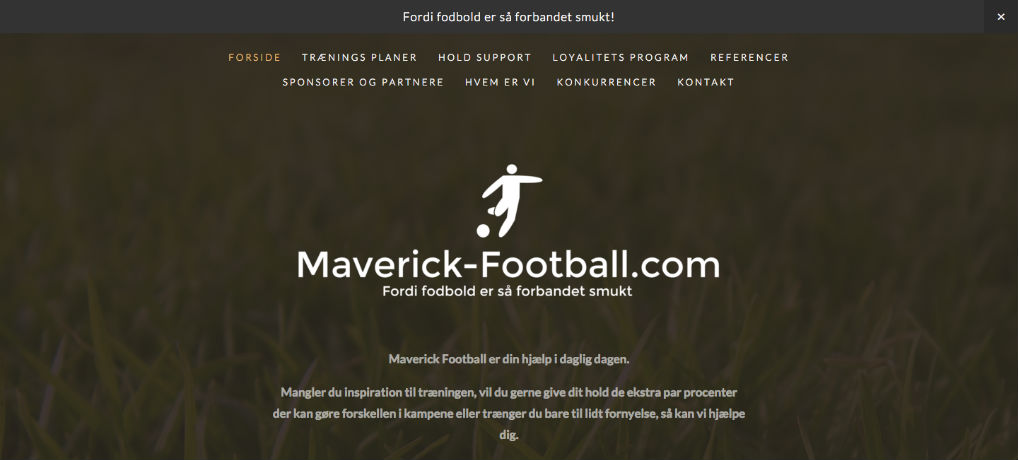 Maverick Football