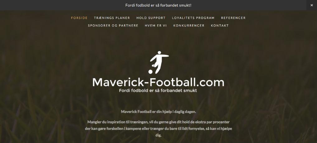 Nyt website vil forbedre træningen i dansk fodbold