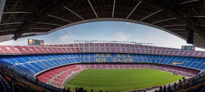 Fodboldtur med drengene til Europas tre fedeste fodboldstadions
