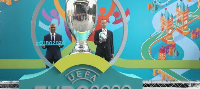 De 5 største grunde til at se EM fodbold 2020